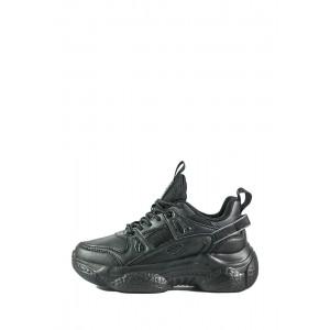 Кроссовки демисезон женские BAAS L1610-1 черные