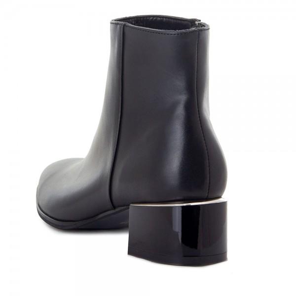 Ботинки женские Tomfrie MS 21693 черный
