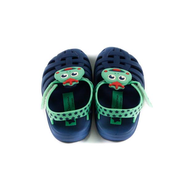Шлепанцы детские Ipanema 81948-23566 сине-зеленый