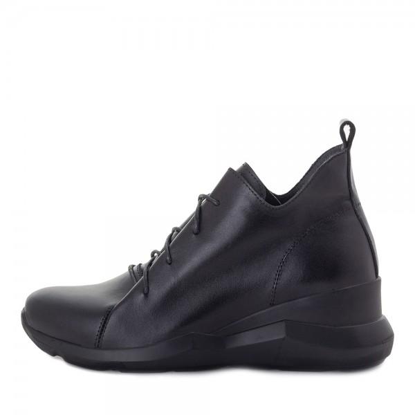 Ботинки женские U. Spirit MS 21704 черный