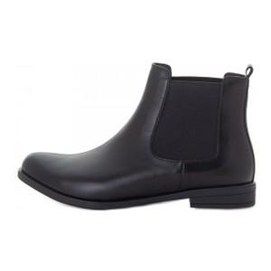 Ботинки женские Milanti MS 21709 черный