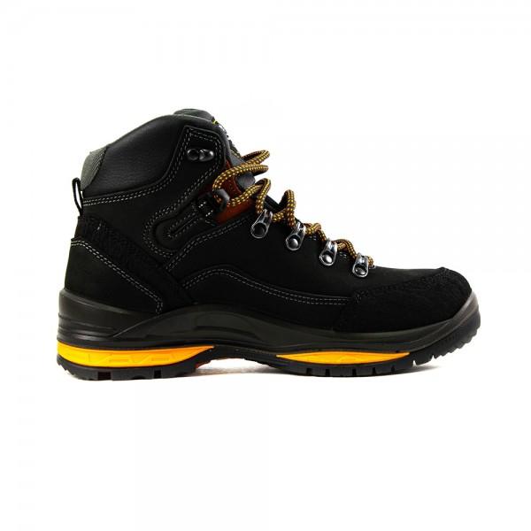Ботинки демисезон женские Grisport Gri13505-1 черный нубук