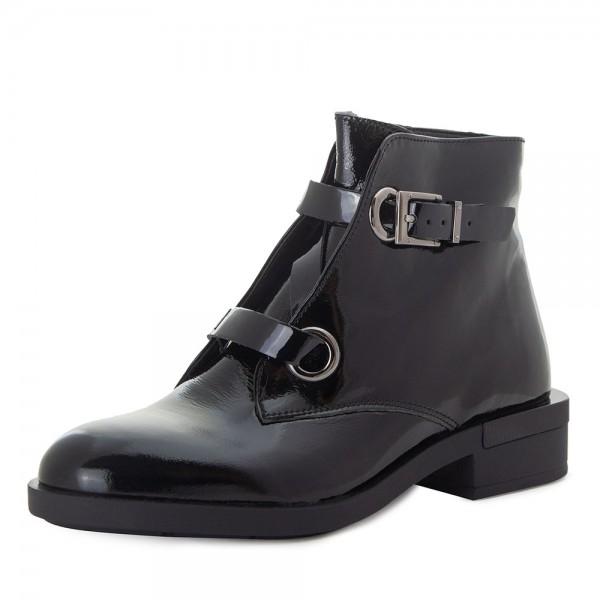 Ботинки женские Tomfrie MS 21711 черный