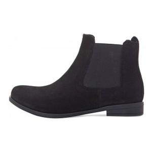 Ботинки женские Milanti MS 21712 черный