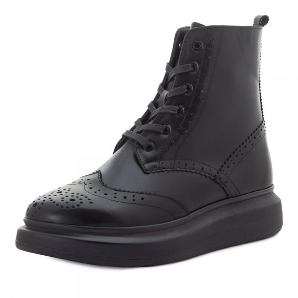 Ботинки женские Tomfrie MS 21716 черный