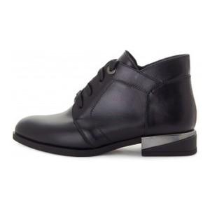 Ботинки женские Footstep MS 21718 черный