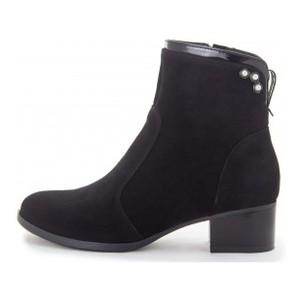 Ботинки женские Footstep MS 21723 черный