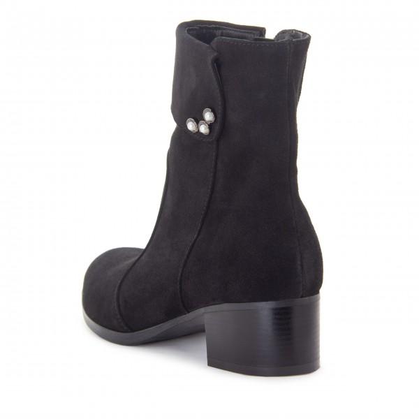 Ботинки женские Footstep MS 21724 черный