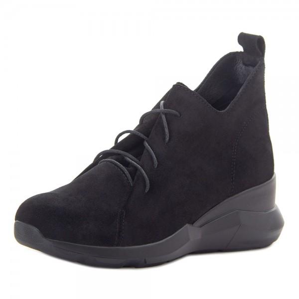 Ботинки женские Footstep MS 21725 черный