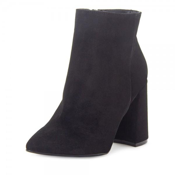 Ботинки мужские Tomfrie MS 21729 черный