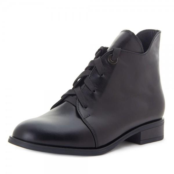 Ботинки женские U.Spirit MS 21732 черный