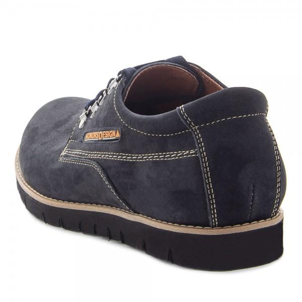 Туфли мужские Konors MS 21625 синий
