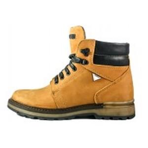 Ботинки зимние мужские Maxus Кэт 3 ш желт коричнивые