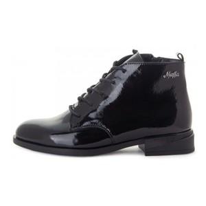 Ботинки женские Footstep MS 21737 черный