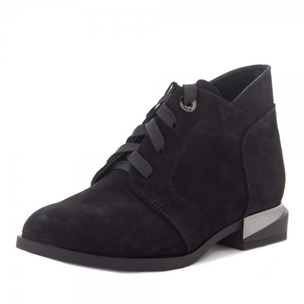Ботинки женские Tomfrie MS 21741 черный