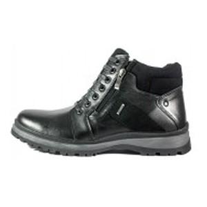 Ботинки зимние мужские Maxus Блэк ш ч к черные