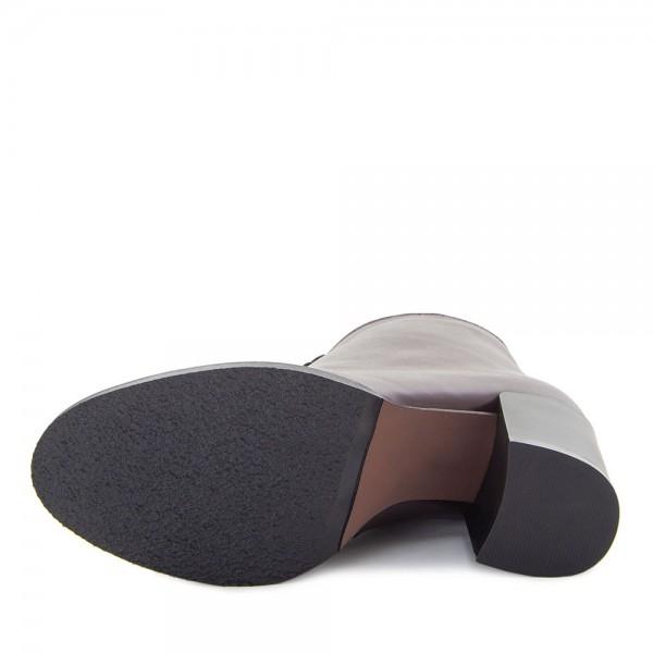 Ботинки женские Tomfrie MS 21627 бордовый