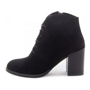 Ботинки женские Tomfrie MS 21628 черный