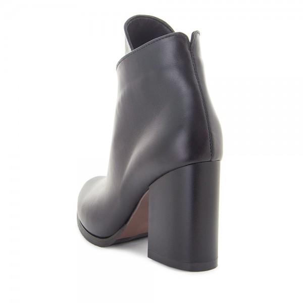 Ботинки женские Tomfrie MS 21630 черный