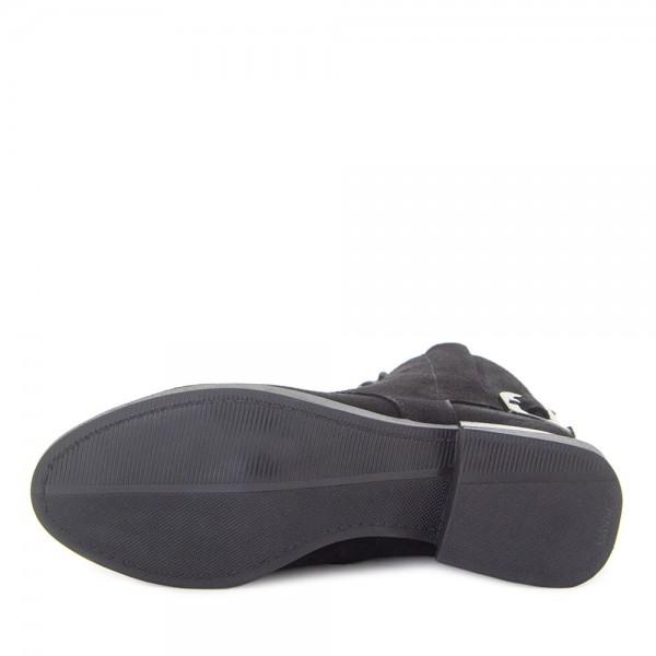 Ботинки женские Milli Gold MS 21631 черный