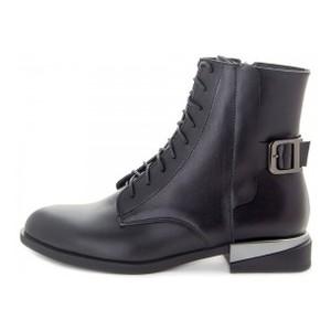 Ботинки женские Milli Gold MS 21633 черный