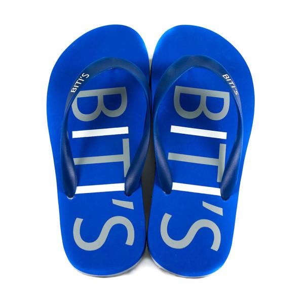 Шлепанцы мужские Bitis 9179-Е сине-белые
