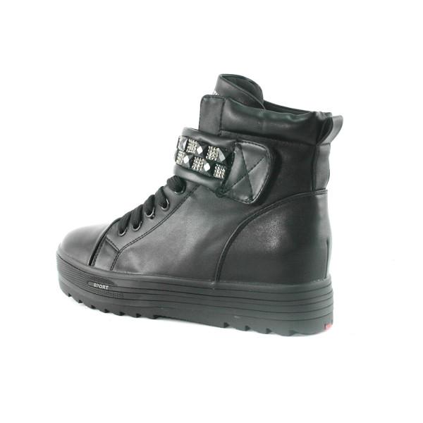 Кроссовки женские Multibrend JEK2305 черные
