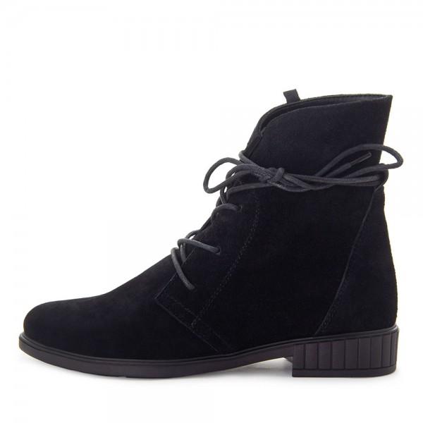 Ботинки женские Tomfrie MS 21749 черный