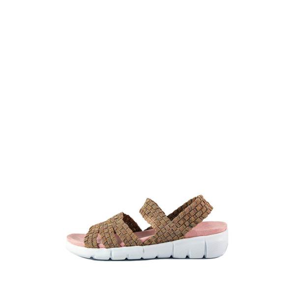 Сандалии женские Allshoes СФ CL-YT802 розовые