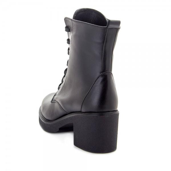Ботинки женские Milli Gold MS 21637 черный