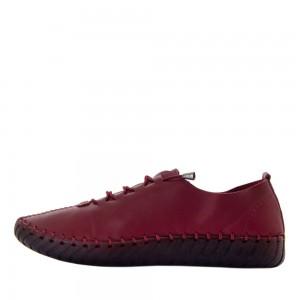 Туфли женские Brenda MS 21638 бордовый