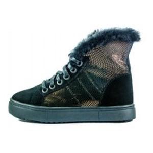 [:ru]Ботинки зимние женские MIDA 24738-54Н черно-золотые[:uk]Черевики зимові жіночі MIDA чорний 21362[:]