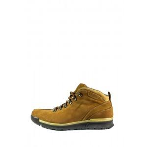 Ботинки демисезон мужские MIDA 12210-379 коричневые