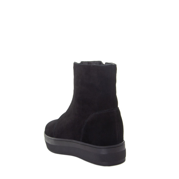 Ботинки женские Optima MS 22144 черный