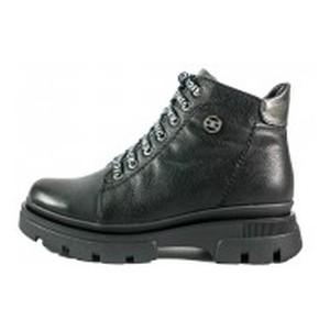 Ботинки зимние женские SND 230-к черные