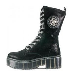 Ботинки демисезон женские Lonza D19-7815-3 черные