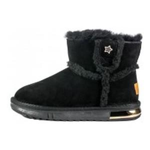 Уггі жіночі Allshoes чорний 22229