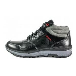 Ботинки зимние мужские Maxus Винтер ш ч к черные