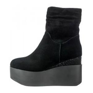 Ботинки женские Allshoes 306-A398-D228 черные