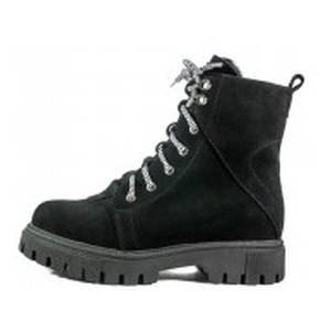 Ботинки зимние женские SND 221-з черные
