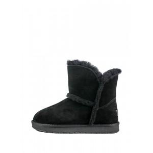 Угги женские Lonza 8003-28B черные