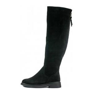 Чоботи зимові жіночі SND чорний 22073