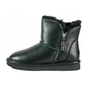 Угги женские Lonza 8095-13B черные