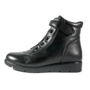 Ботинки демисезон женские Anna Lucci 185 черные
