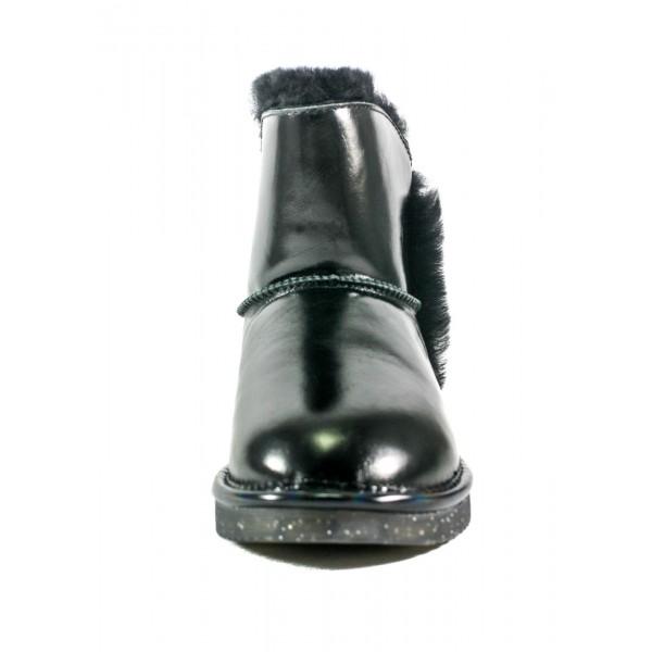 Угги женские Lonza 8038-33B черные