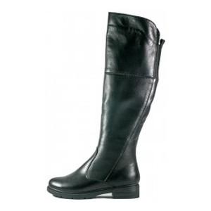 Чоботи зимові жіночі SND чорний 22071