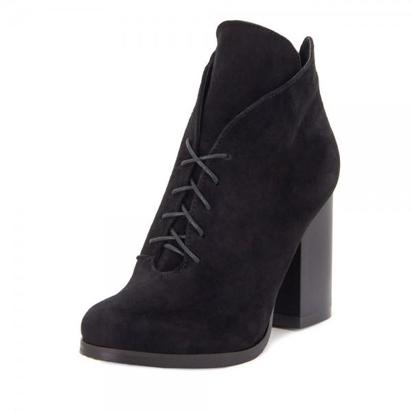 Ботинки женские Tomfrie MS 22092 черный