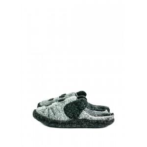 Тапочки комнатные детские Inblu C2-1V черно-серые
