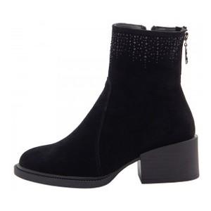 Ботинки женские Vakardi MS 22101 черный