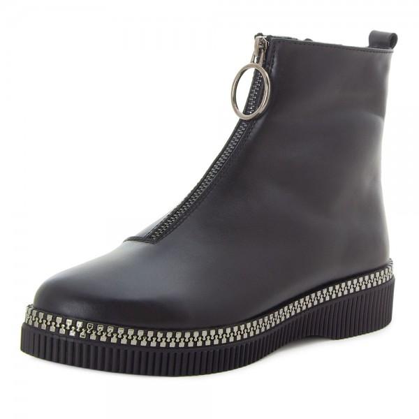 Ботинки женские Milli Gold MS 22160 черный